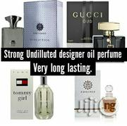100% Undiluted Designer Oil Perfumes | Fragrance for sale in Lagos State, Alimosho