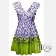 Jessica Simpson Print Ombre Dress | Clothing for sale in Abuja (FCT) State