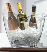 Acrylic Wine Bucket 4 Bottles | Meals & Drinks for sale in Lagos State, Lagos Island