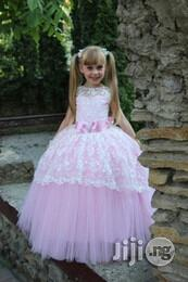 Kids Tulle Princess Dress For Baby Girl Children | Children's Clothing for sale in Plateau State, Jos