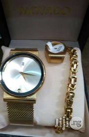 Complete Set Of Movado Watch   Watches for sale in Lagos State, Surulere