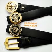 New Designer Belts With Solid Gold Brass | Clothing Accessories for sale in Lagos State, Ojo