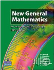 New General Mathematics For Junior Secondary Schools | Books & Games for sale in Lagos State, Surulere