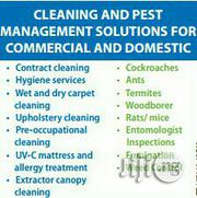 Fumigation / Cleaning / Tiles Polishing | Cleaning Services for sale in Abuja (FCT) State, Wuse