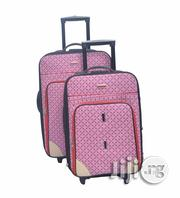 2 Wheel Female Luggage Pink | Bags for sale in Lagos State, Ikeja