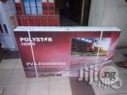 Brand New Polystar Smart TV 49 Inches | TV & DVD Equipment for sale in Lagos State, Ojo