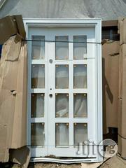 Hdf Wooden Door With Glass | Doors for sale in Lagos State, Orile