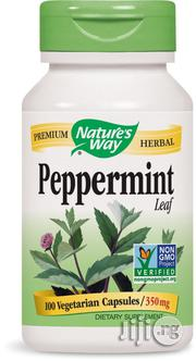 Nature's Way Peppermint Leaf 350 Mg, 100 Vcaps, 100 Count | Vitamins & Supplements for sale in Lagos State