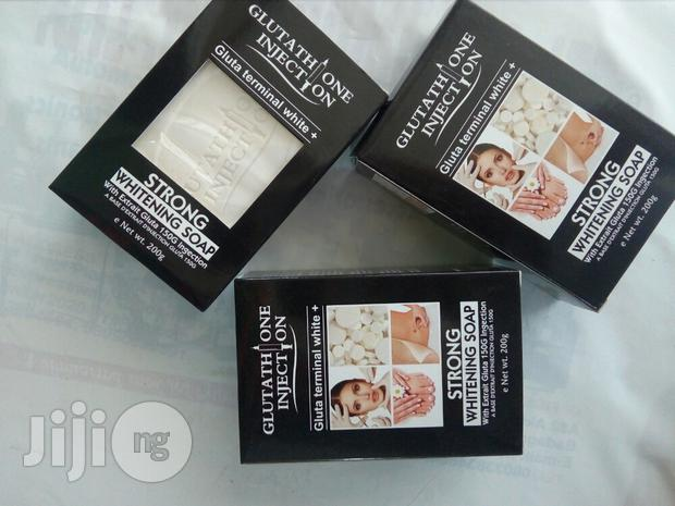 Glutathione Injection Gluta Terminal White Strong Whitening Soap