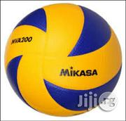 New Mikasa Volleyball | Sports Equipment for sale in Rivers State, Port-Harcourt