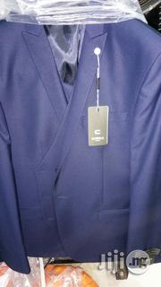 Casila Exclusive Smart Fit Corporate Suit - Navy Blue L | Clothing for sale in Lagos State, Lagos Island