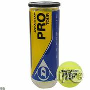 Dunlop Pro Long Tennis Ball | Sports Equipment for sale in Lagos State, Surulere