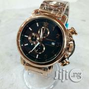 Mont Blanc Rose Gold Wrist Watch | Watches for sale in Lagos State, Lekki Phase 2