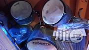 Tovaste Drum Set (5pc) | Musical Instruments & Gear for sale in Lagos State, Ojo