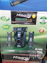 Home Theater Wireless Hisonic Ms-6688 | Audio & Music Equipment for sale in Lagos State, Ikeja