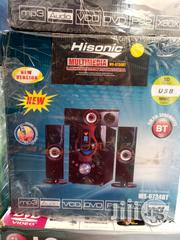Wireless Home Theater Hisonic Ms-6734bt | Audio & Music Equipment for sale in Lagos State, Ikeja