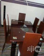 Imported Glass Dinning Table | Furniture for sale in Lagos State