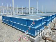 FRP/GRP (Fibre Reinforced Plastic) Type Fish Farming Tanks | Manufacturing Services for sale in Abuja (FCT) State, Kubwa