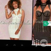 Open Back Mini Gown | Clothing for sale in Lagos State, Ikoyi