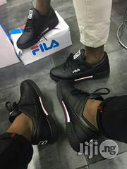 Fila Leather Sneakers | Shoes for sale in Lagos State, Lekki Phase 2
