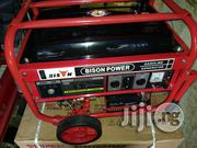 Bison Power Petrol Generator Bs 5200 Ye2 4.5 Kva | Electrical Equipment for sale in Lagos State, Ojo