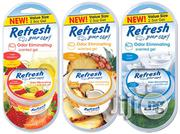 Refresh Scented Gel Air Freshener Car Home & Office Odor Eliminator, 2 | Home Accessories for sale in Lagos State, Amuwo-Odofin