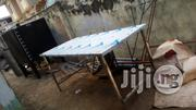 Full Stainless Steel Table 4ft By 8ft | Furniture for sale in Lagos State, Ifako-Ijaiye