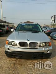 BMW X5 2002 Silver | Cars for sale in Lagos State, Ikeja