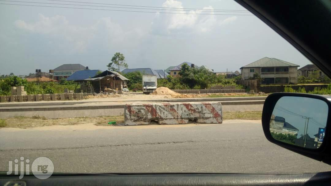 6plots of Land Directly on the Major Road in Bayelsa 9m Per | Land & Plots For Sale for sale in Yenagoa, Bayelsa State, Nigeria