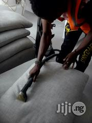 Steaming -Upholstery | Cleaning Services for sale in Lagos State, Ikoyi