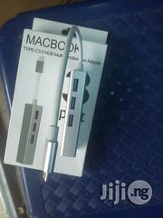 Macbook Type C 3.0 Hub Multi Function Adapter With 3 Port | Computer Accessories  for sale in Lagos State, Ikeja