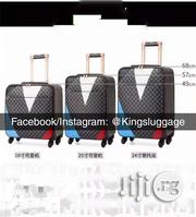 Louis Vuitton 3set Luggage - Ash Black | Bags for sale in Lagos State, Lagos Island