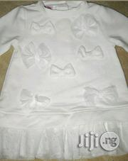 Nanette Baby Ivory Sparkly Tulle Dress | Children's Clothing for sale in Abuja (FCT) State, Lugbe District