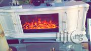 Imported Furniture Fireplace You Can Used It for Tv Stand Shelve | Furniture for sale in Lagos State, Ojo