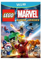 Lego Marvel Super Heroes-wii-u | Video Games for sale in Lagos State