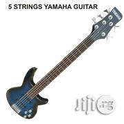 5 Strings Yamaha Bass Guitar | Musical Instruments & Gear for sale in Lagos State, Mushin