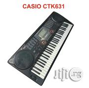 Casio Ctk631 Keyboard | Musical Instruments & Gear for sale in Lagos State, Mushin