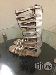 Gladiator Knee High Tall Sandals | Shoes for sale in Lagos State