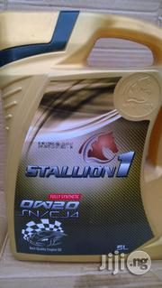Stallion 1 0W20 Fully Synthetic Premium Oil | Vehicle Parts & Accessories for sale in Rivers State, Port-Harcourt