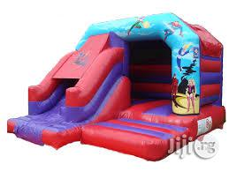 Playground Kids Bouncing Castle For Rent