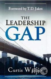 Leadership Gap | Books & Games for sale in Lagos State, Surulere