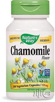 Chamomile for Anxiety, Stomach Upset, Preventing Cancer and Pain | Vitamins & Supplements for sale in Lagos State, Victoria Island
