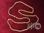 18karat# Pure ITALY 750 Gold Necklace Franco#Design | Jewelry for sale in Lagos State, Amuwo-Odofin