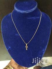 Gold Plated Long Lasting Necklace | Jewelry for sale in Lagos State, Ajah