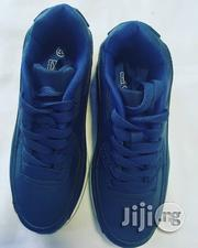 Blue Airmax Canvass | Children's Shoes for sale in Lagos State, Lagos Island