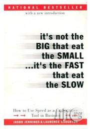 It;S Not The Big That Eat The Small.It's The Fastest That Eat The Slow | Books & Games for sale in Lagos State, Surulere