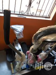Four Handle Exercise Bike With Dumbell   Sports Equipment for sale in Ogun State, Abeokuta North