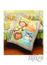 Summer Infant 4 Piece Monkey Jungle Collection Crib Set | Children's Furniture for sale in Lagos State, Ikeja