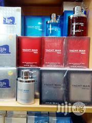 Yatcht Man, Red, Blue Or Metal | Fragrance for sale in Lagos State, Ojo