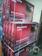 Brand New Polystar Smart Internet Television 49 Inches | TV & DVD Equipment for sale in Lagos State, Ojo